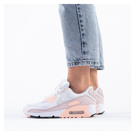 Buty damskie sneakersy Nike W Air Max 90 CT1030 101