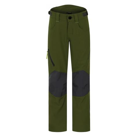 Spodnie na świeżym powietrzu dla dzieci Zony Kids tm.green Husky
