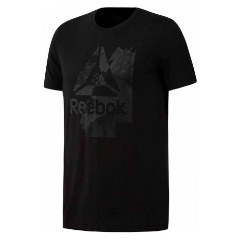 Reebok Brand Graphic T Shirt Mens