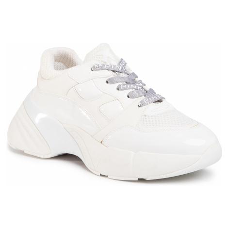 Sneakersy PINKO - Rubino 5 Sneaker 20201 PRR 1H20TJ Y5BP White Z04