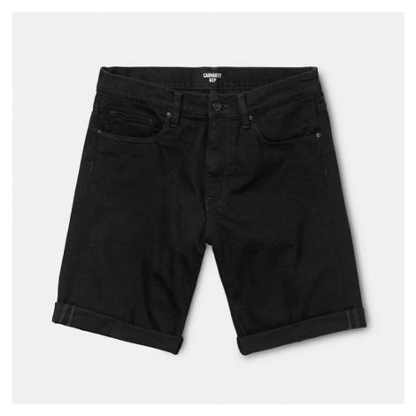 Spodnie Carhartt Wip Swell Short I024948 BLACK