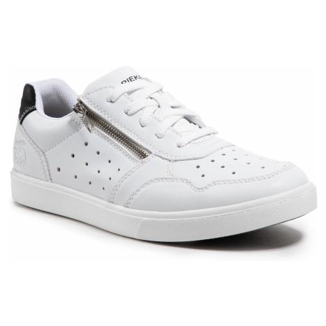 Sneakersy RIEKER - B7025-80 Weiss