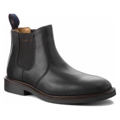 Sztyblety GANT - Spencer 17651886 Black G00