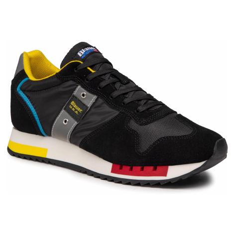 Sneakersy BLAUER - S1QUEENS01/MES Fantasy/Black
