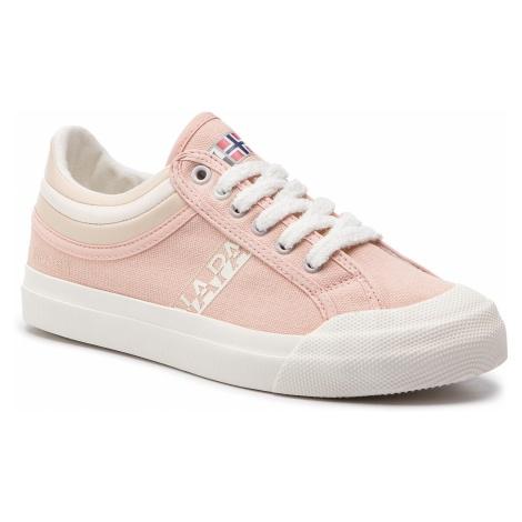 Tenisówki NAPAPIJRI - Tracy N0YJT7 Pale Pink New P77