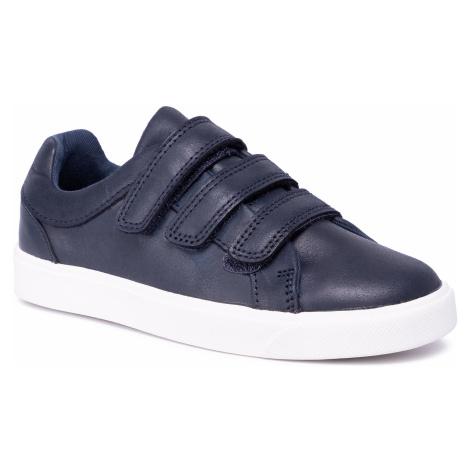 Sneakersy CLARKS - City OasisLo K 261404987 Navy