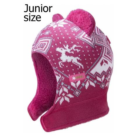 czapka Kama B62 - Pink
