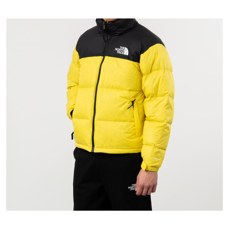 The North Face 1996 Retro Nuptse Jacket Lemon