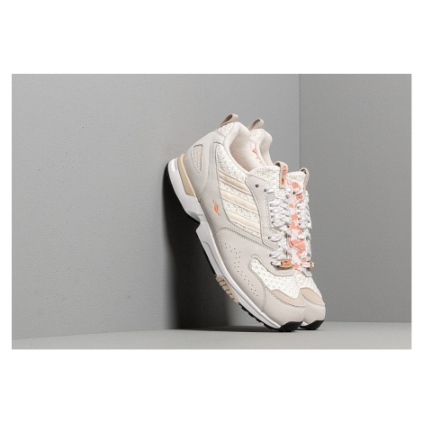 adidas Consortium x Shelflife ZX 4000 Ftwr White/ Orange/ Core Brown