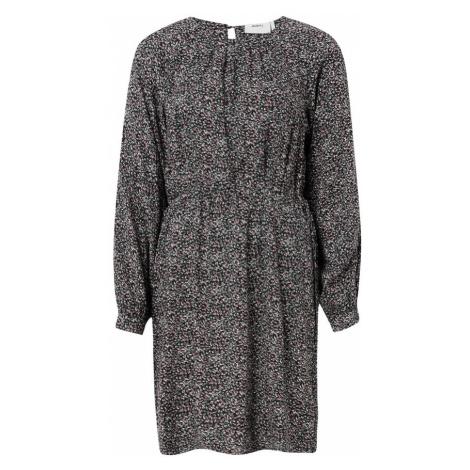 Moves Sukienka czarny / mieszane kolory