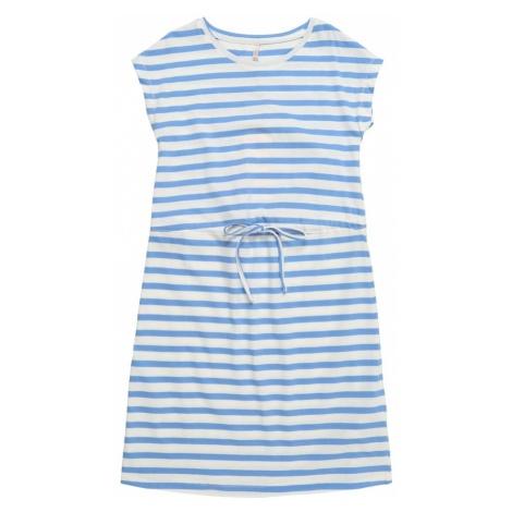 KIDS ONLY Sukienka kremowy / jasnoniebieski