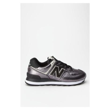 Buty New Balance Wl574Wnf Black 574