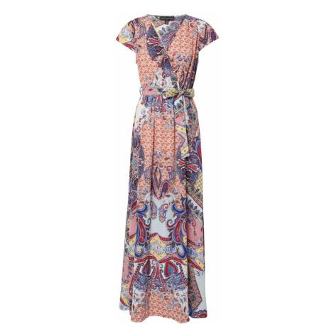 Mela London Sukienka 'DELICATE PAISLEY PRINTED MAXI DRESS' mieszane kolory