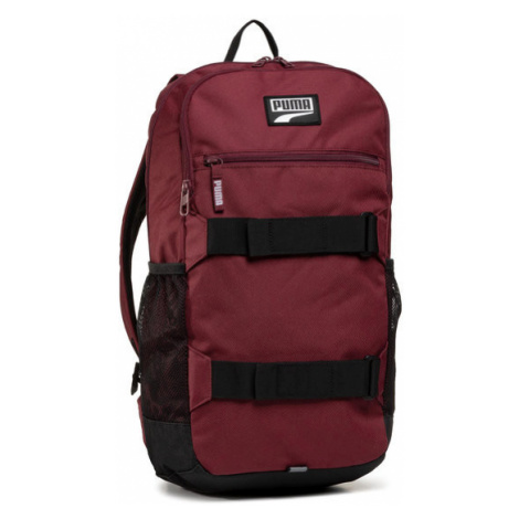 Puma Plecak Deck Backpack 76905 10 Bordowy