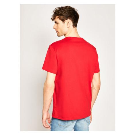 Polo Ralph Lauren T-Shirt Classics 710796092 Czerwony Custom Slim Fit