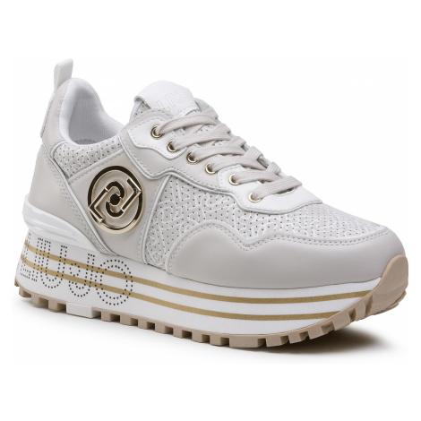 Sneakersy LIU JO - Maxi Wonder 24 BA1069 PX136 Milk S1400