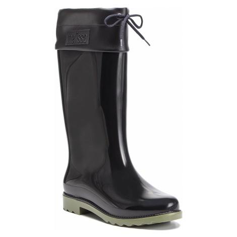 Kalosze MELISSA - Rain Boot Ad 32422 Black/Green 50489