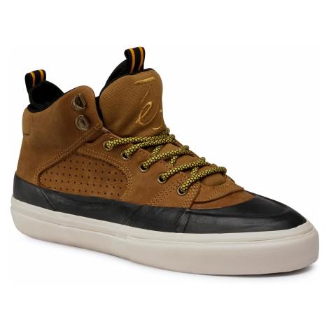 Sneakersy ES - Accel Explorer 5101000173200 Brown éS