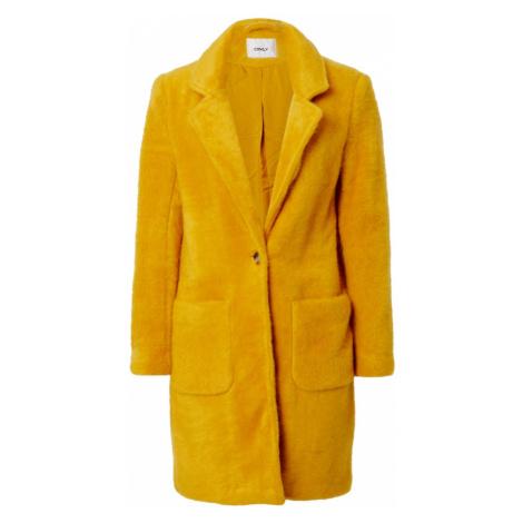 ONLY Płaszcz przejściowy 'Claire' żółty
