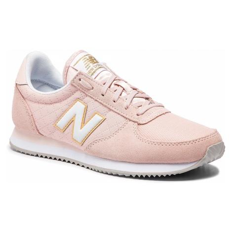 Sneakersy NEW BALANCE - WL220TPA Różowy