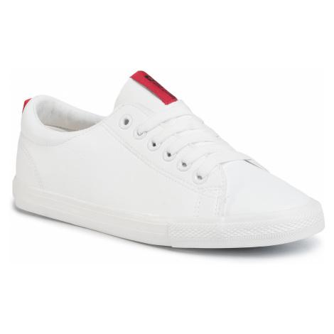 Tenisówki BIG STAR - DD274685 101 White