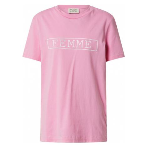 SELECTED FEMME Koszulka 'ANN' różowy pudrowy