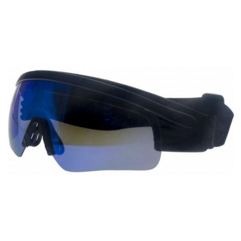 Laceto CROSS niebieski NS - Sportowe okulary przeciwsłoneczne