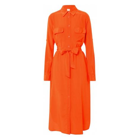BOSS Suknia wieczorowa 'Callura' pomarańczowy Hugo Boss