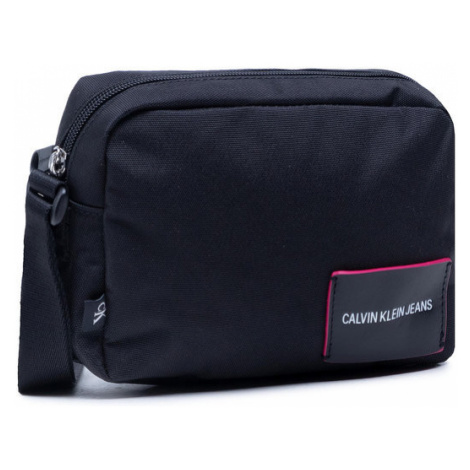 Calvin Klein Jeans Torebka Camera Bag K60K607577 Czarny