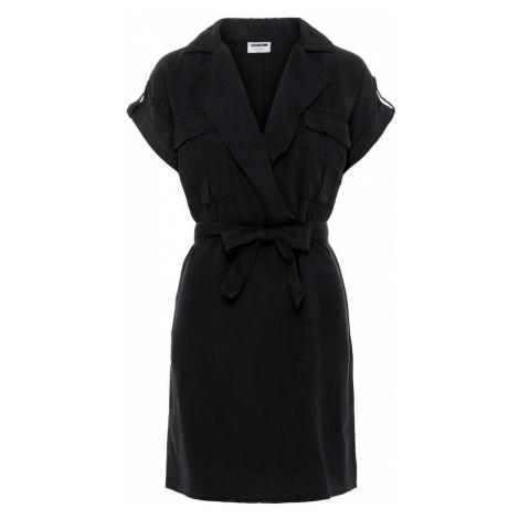 Noisy may Sukienka koszulowa czarny