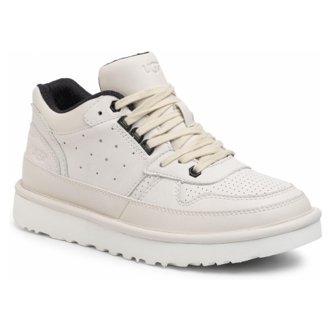 Sneakersy UGG - M Highland Sneaker 1099701 M/Wht