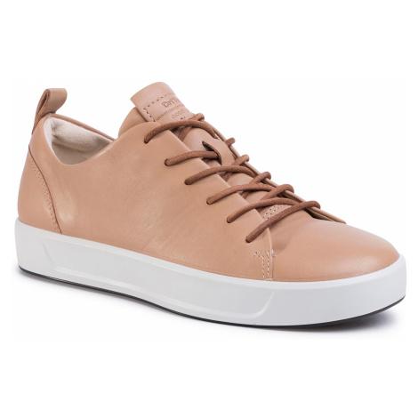 Sneakersy ECCO - Soft 8 45093301343 Latte