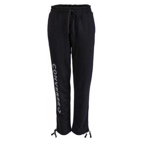 Converse STAR CHEVRON GRAPHIC FRENCH TERRY PANT - Spodnie dresowe damskie