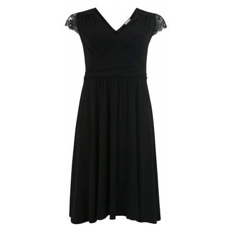Anna Field Curvy Sukienka czarny
