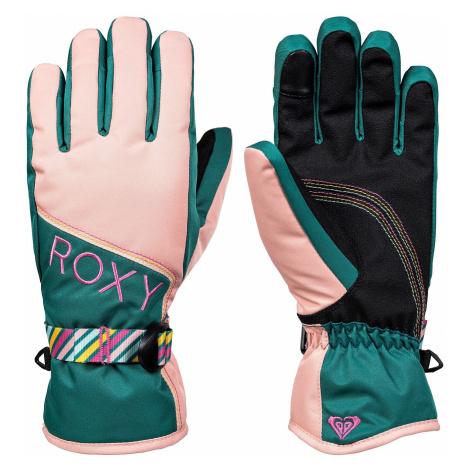 rękawiczki Roxy Jetty SE - BQB1/North Sea Pop Snow