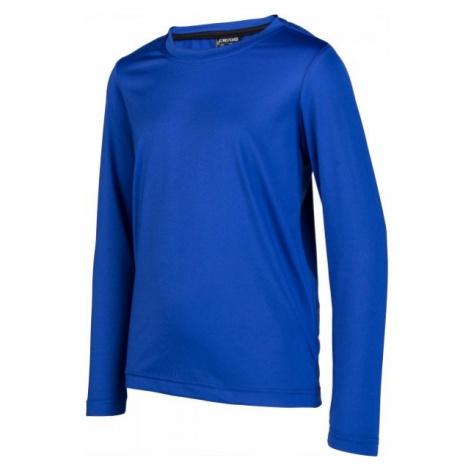 Kensis GUNAR JR niebieski 128-134 - Koszulka techniczna chłopięca