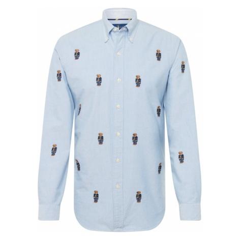 POLO RALPH LAUREN Koszula niebieski