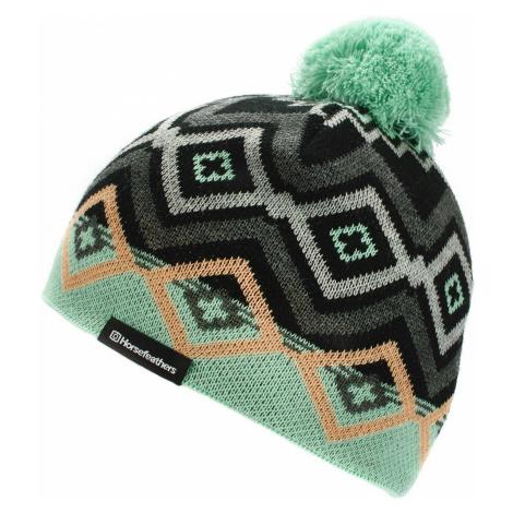 czapka Horsefeathers Tana - Mint