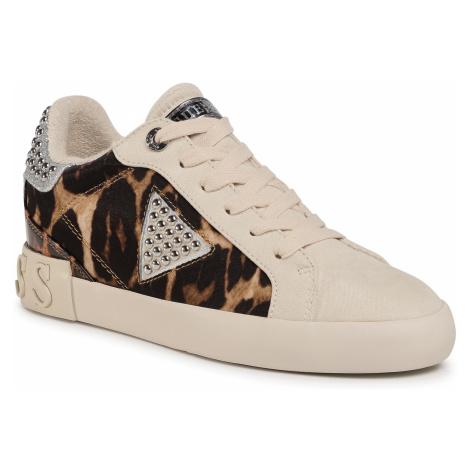 Sneakersy GUESS - Paysin5 FL7PA5 FAP12 LEOPA