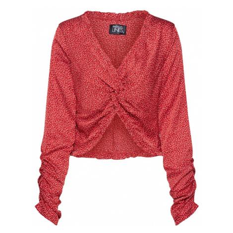 Parallel Lines Koszulka czerwony