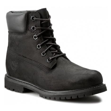 Timberland Trapery 6In Premium Boot 8658A/TB08658A0011 Czarny