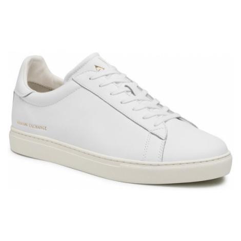 Armani Exchange Sneakersy XUX001 XV093 N499 Biały