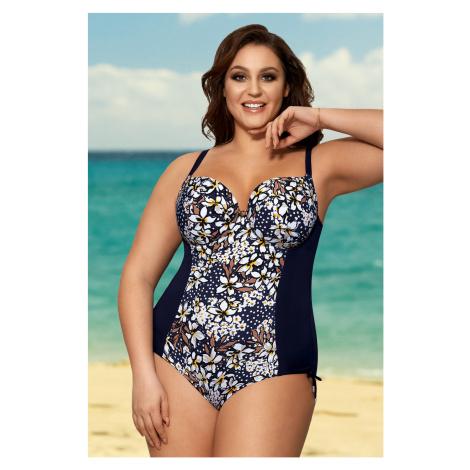 Jednoczęściowy damski strój kąpielowy Paola Avalingerie