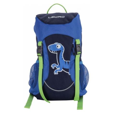 Lewro FOX 10 niebieski NS - Plecak dziecięcy