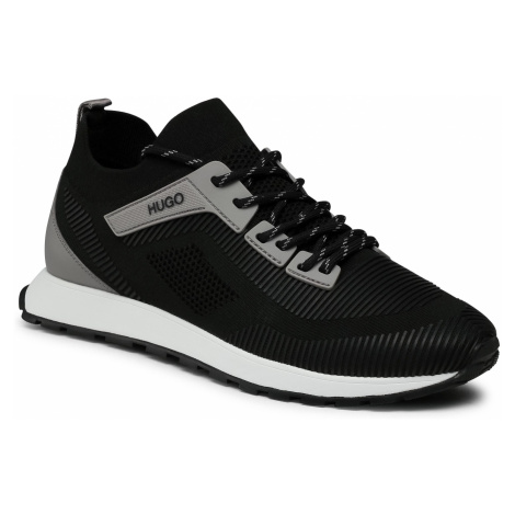 Sneakersy HUGO - Icelin 50445696 10232548 01 Black 002 Hugo Boss
