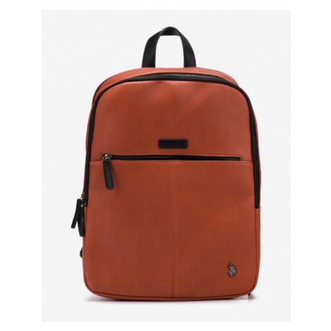U.S. Polo Assn Plecak Czerwony