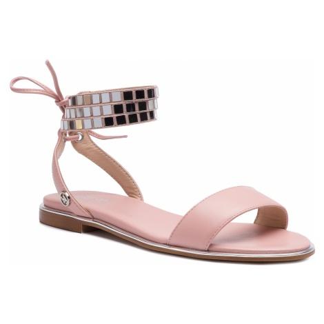 Sandały LIU JO - Susan 08 S19031 PX032 Pink 0006
