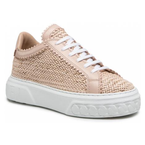 Casadei Sneakersy 2X822P0201HANOI3301 Różowy