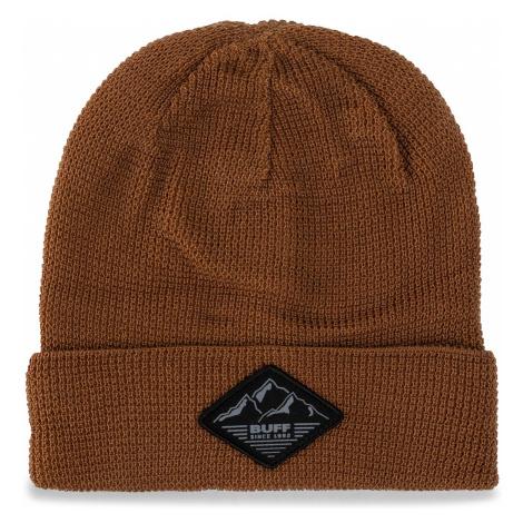 Czapka BUFF - Knitted Hat Maks 120824.859.10.00 Tundra Khaki
