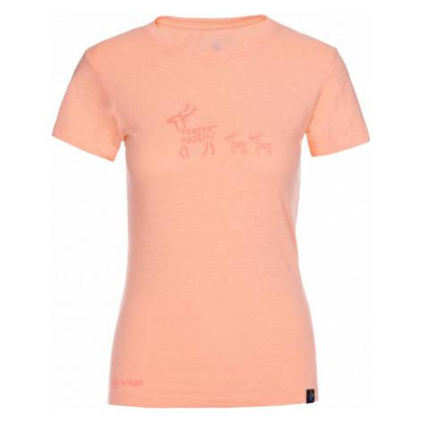 Women's T-shirt KILPI BARKA-W